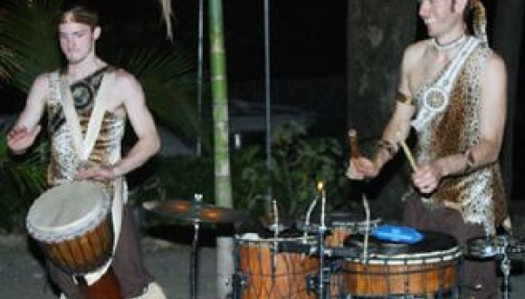 Jungle Drummers