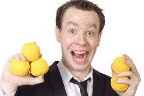 James Bustar Comedy Juggler