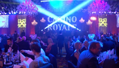 James Bond theme – Les Clefs D'ore Concierge Ball