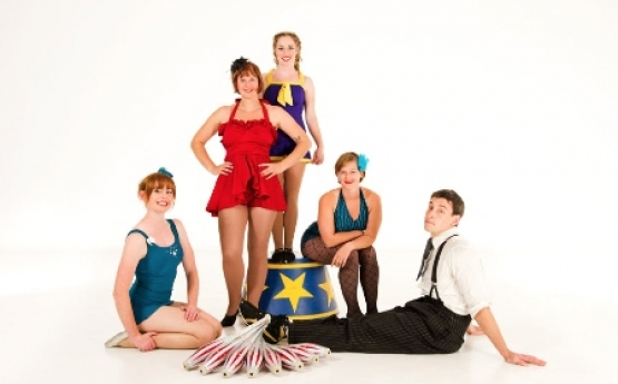 Mixed Circus Performers