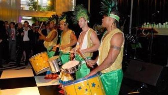 Roving Batacuda Drummers