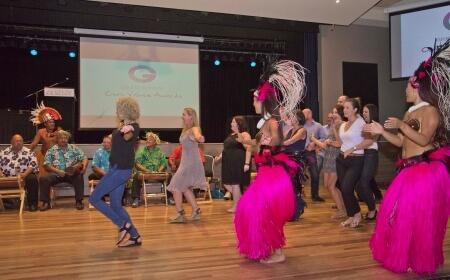 Hawaiian Dance Troupe