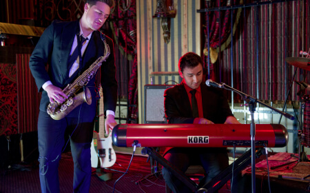 Red Tie Queensland Corporate Cover Band Wedding Band