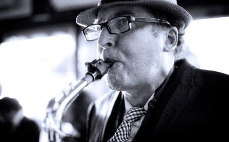 Glen Reither – Saxophonist