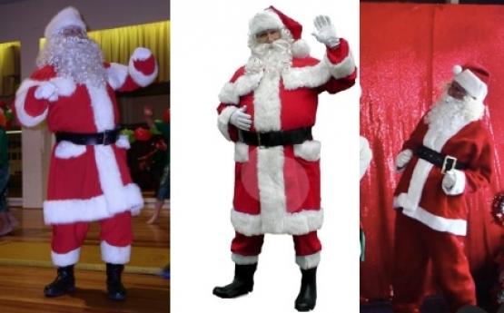 Singing & Dancing Santa