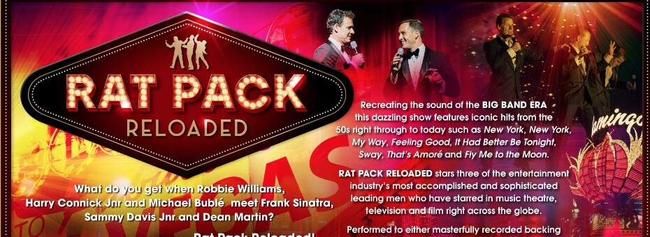 The Rat Pack's Back Reloaded