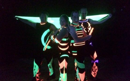 UV Glow Show