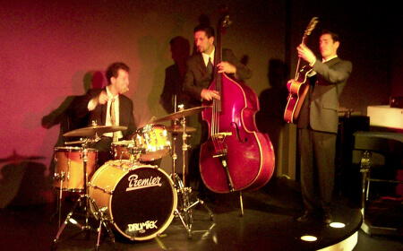 Vanguard Lounge | Melbourne Jazz & Soul Band