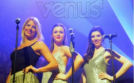 Cover Band Sydney Venus