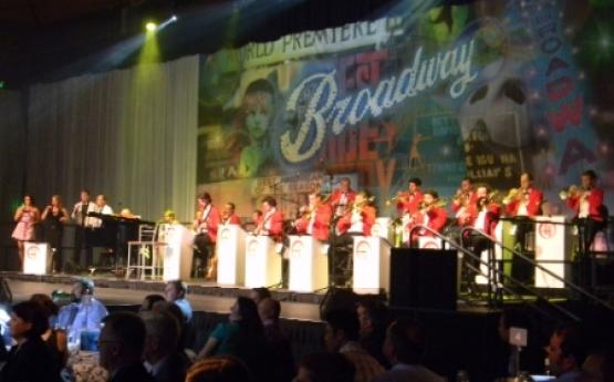 The Allan Brown Big Band