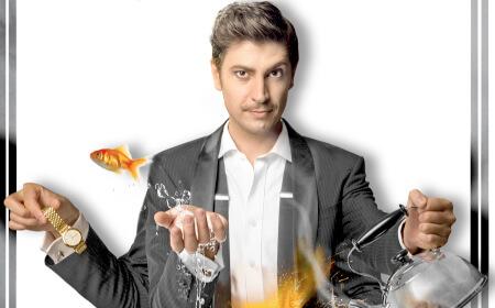 Magician Adam Mada