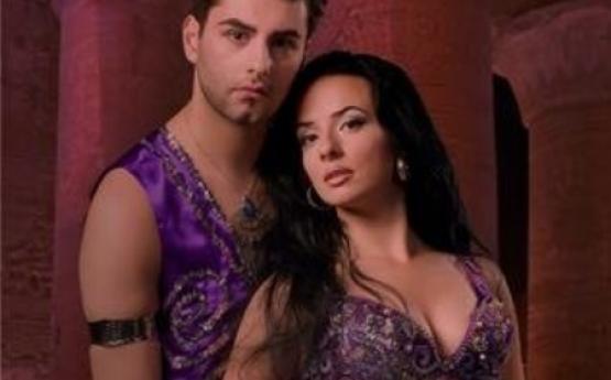 Princess Jasmin & Chris – Bellydance Duo
