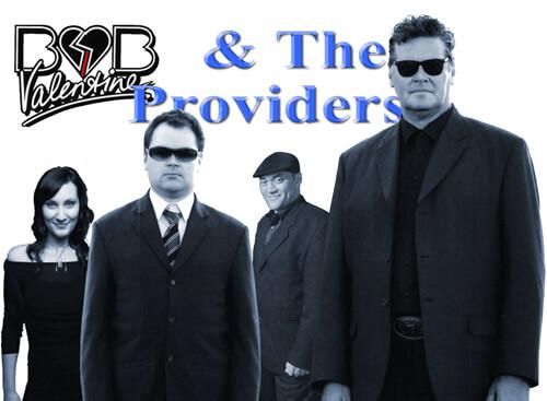 Bob Valentine & The Providers