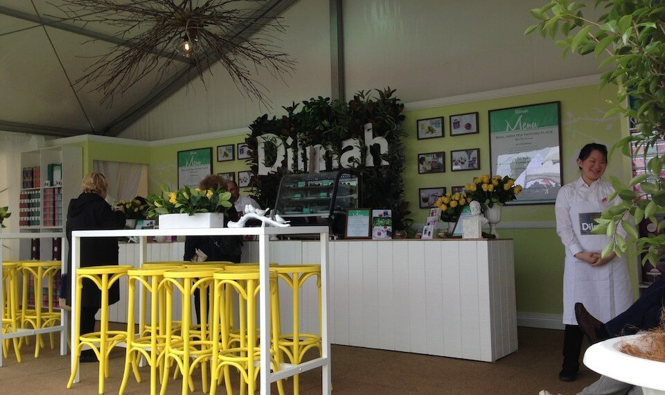 brand activations-dilmah-tastes of melbourne-7