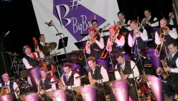 B Sharp Big Band