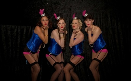 Burlesque Beauties
