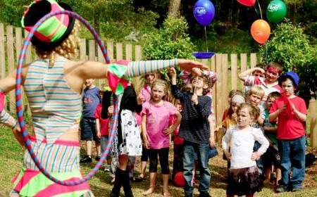 Circus Joy Workshop