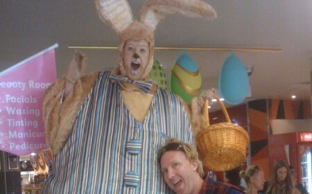 Furry Easter Bunnies