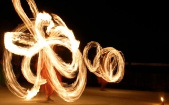 Fiery Dancing Divas