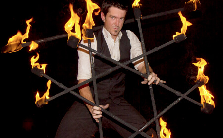 Fire Show Special FX
