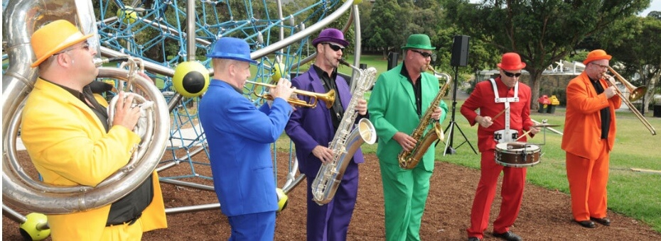 Funky Brass Band