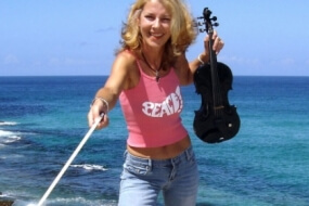 Gisele Scales – Violinist