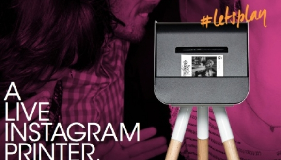 Instagram Printer