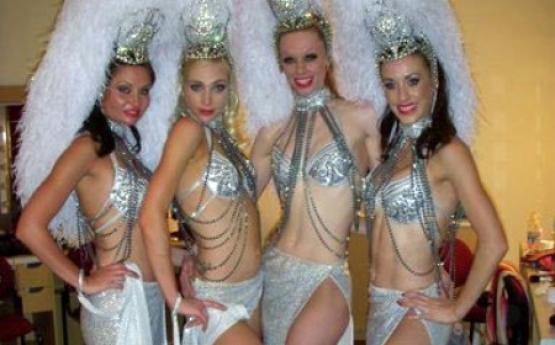 Parisian Cabaret Tribute Show