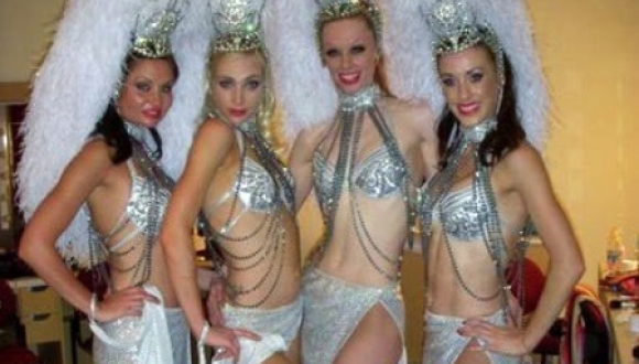 Moulin Rouge Tribute Show