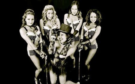 Parisian Cabaret Dancers NSW