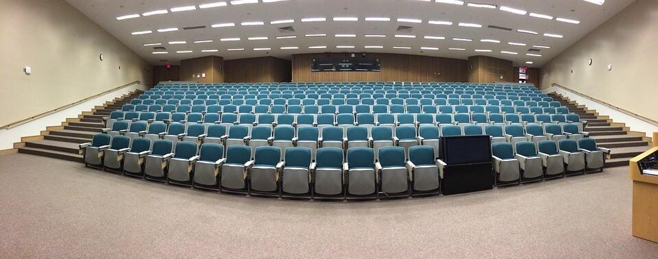 seminar auditorium-lecture theatre