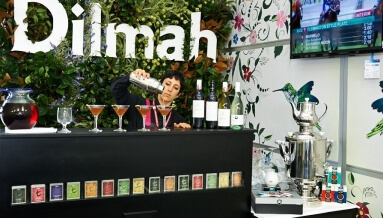 Spring Carnival Marquee – Dilmah