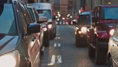 How to get a traffic jam at your expo stand