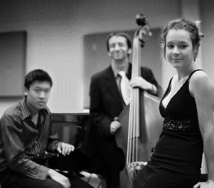 Scarlet Jazz trio