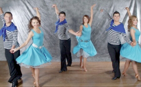 Tropicana Dance Show – Jive