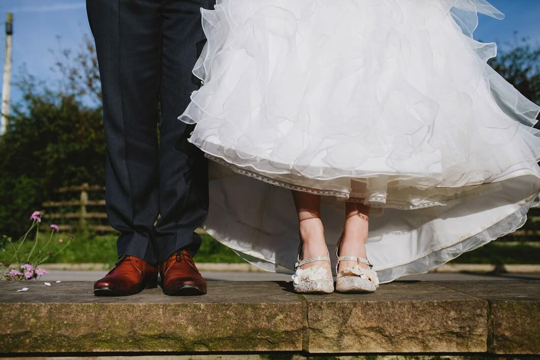 wedding shoes-wedding ceremony