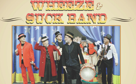 Wheeze and Suck band