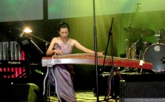 Zhao Liang – Chinese Harpist