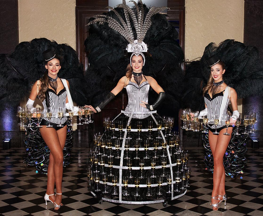 Champagne Dress