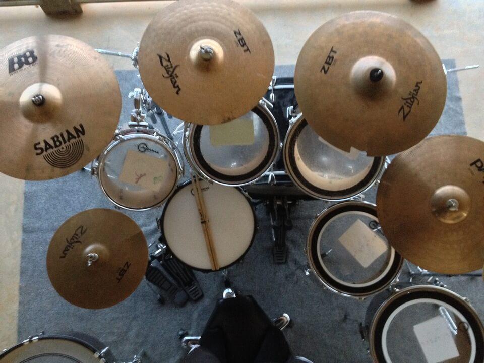 Drums-latin jazz