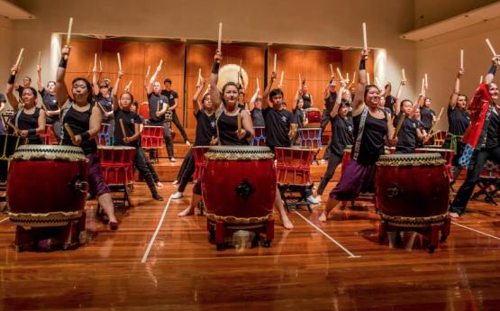 Japanese Drumming Melbourne