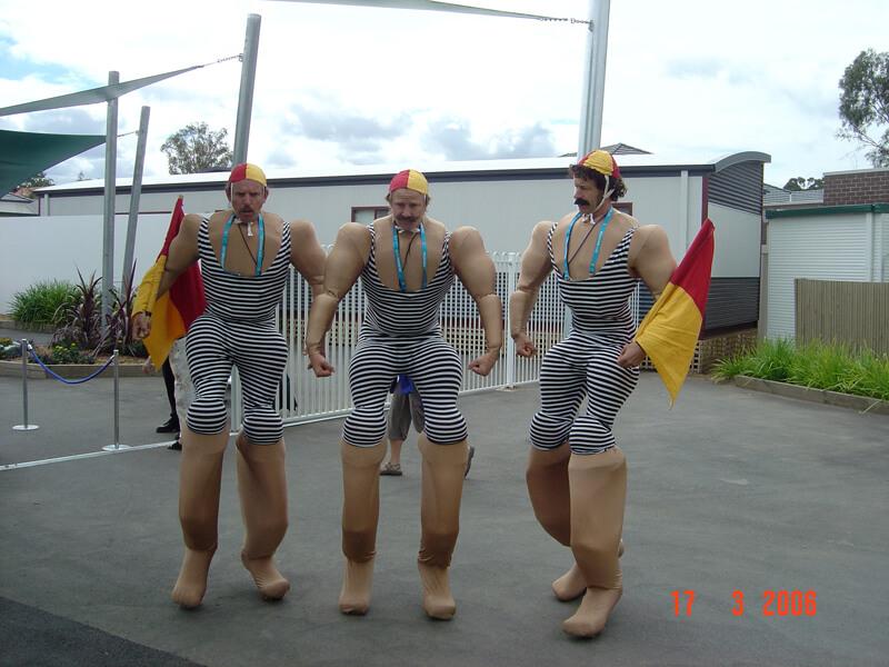 Melbourne 2006 commonwealth games athletes village entertainment-7
