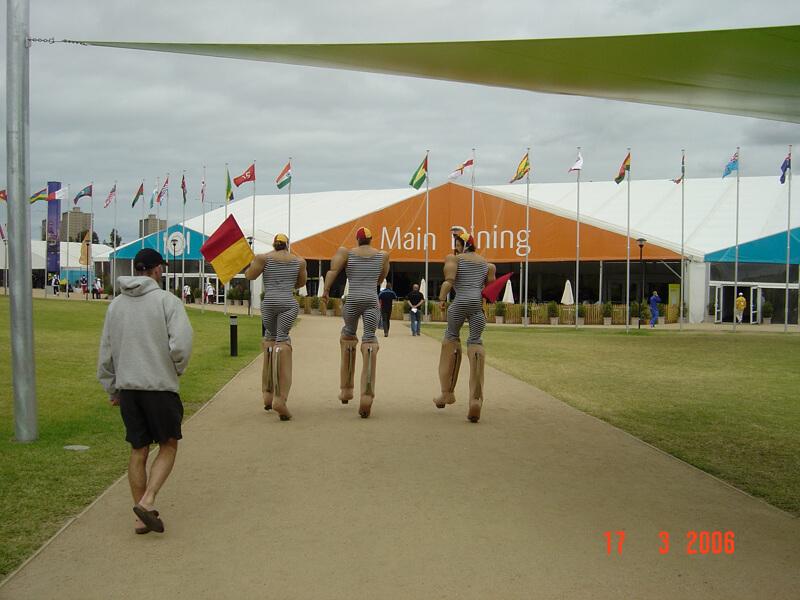 Melbourne 2006 commonwealth games athletes village