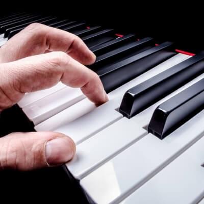 Piano man- lounge music