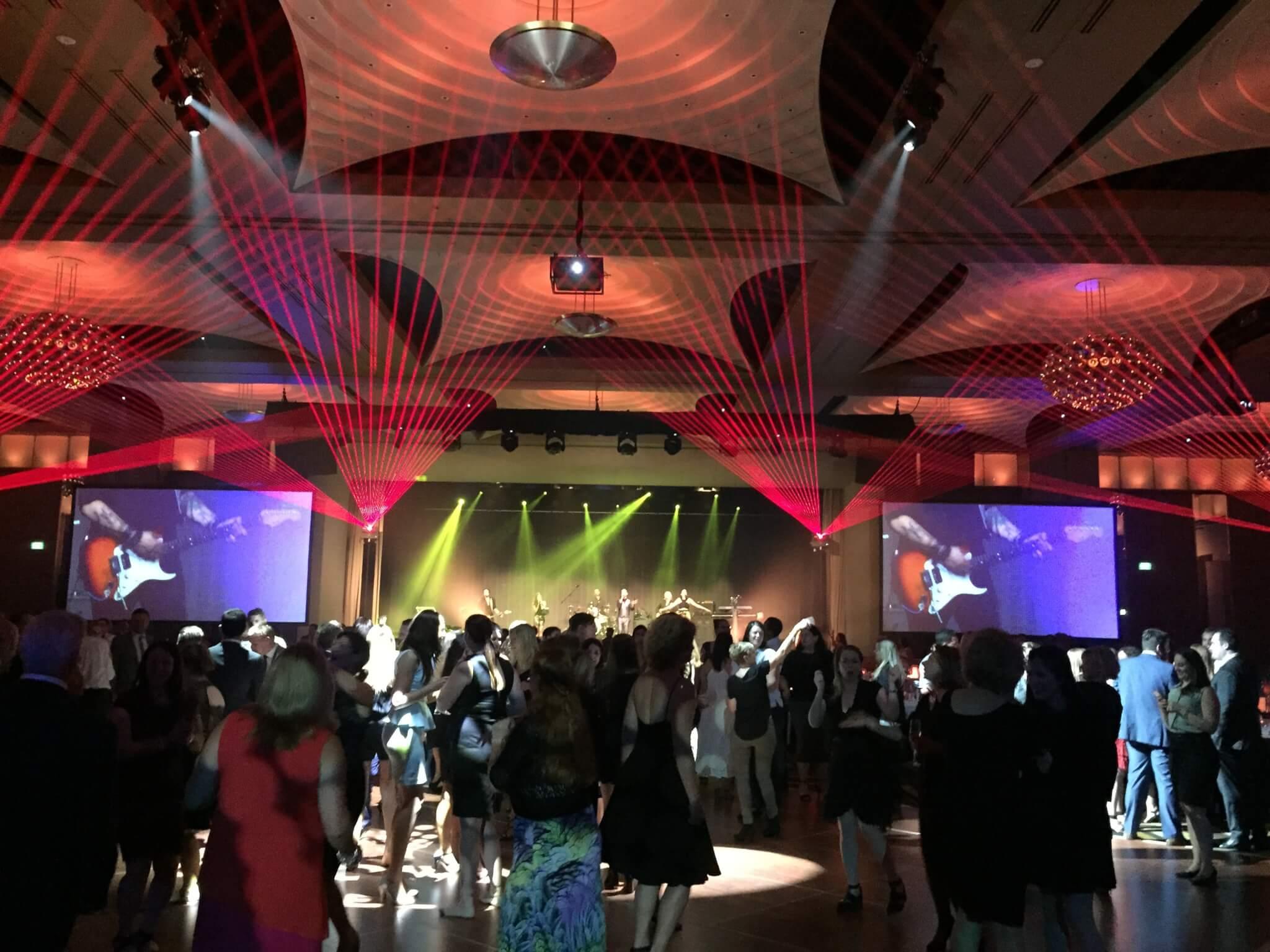 Show case night CrownPerth showcase chunky jam laZer 3