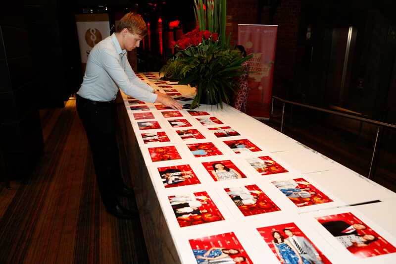photography-on site printing at events