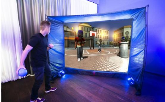 Sports Simulator