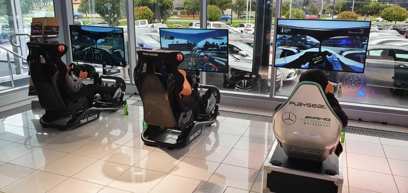 Racing Car Simulator