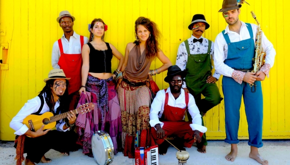 Barefeet Gypsies