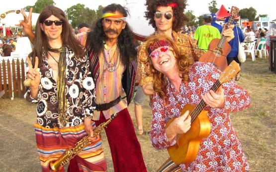 Hippie Power